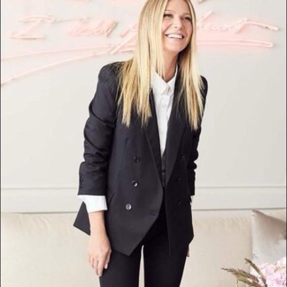 Christian Dior Black Double Breast Blazer size 12